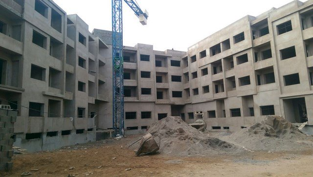 Chantier Riyad (Octobre 2015)